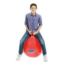 Hoppboll 55 cm röd
