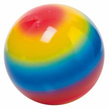 Boll - Regnbågsboll 18 cm