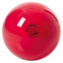 Gymnastikbold 16 cm röd