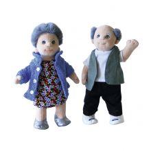 Joyk Empatidockor - Far-/Morföräldrarset