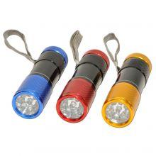 Ficklampa LED (blandade färger)