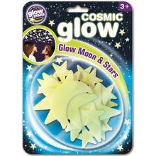 Glow - Måne + stjärnor, 20 delar