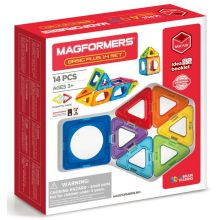 Magformers 14 st. - Bas Plus