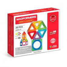 Magformers 26 st. - Bas Plus