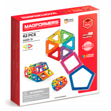 Magformers 62 st. - Basic