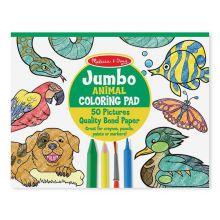 Målarbok Jumbo - Djur