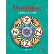 Mandalas - Lär dig bokstäverna