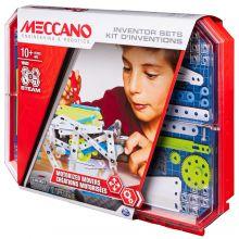 Meccano - Bygg med motorer