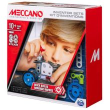 Meccano - Snabba Konstruktioner