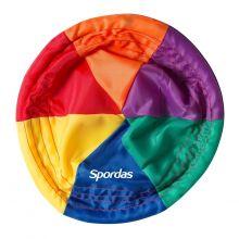 Frisbee i tyg - Ø 24 cm.