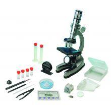 Mikroskop - startkit i väska