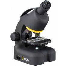 Mikroskop, Mono 40-640x förstoring