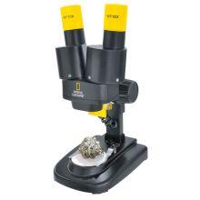 Mikroskop, Stereo 20x förstoring