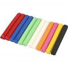 Modellera Soft Clay - Färgmix, 200 g