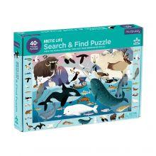Pussel - Arktiska djur,