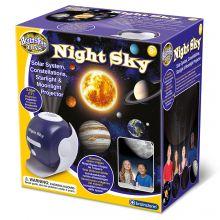 Planetarium projektor - Night sky