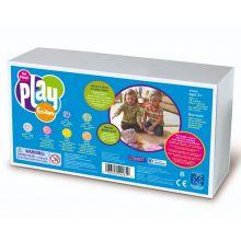 PlayFoam - Institutionspaket, 6 färger