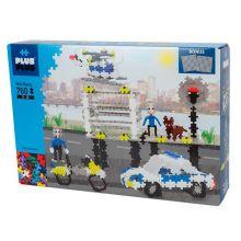 Plus-Plus Basic - Polis, 760 st. inkl. plattor