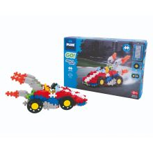 Plus-Plus Go! - Crazy Cart, 240 bitar