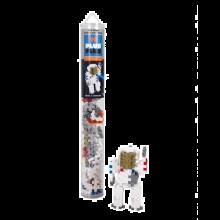 Plus-Plus i rör - Astronaut, 100 st.