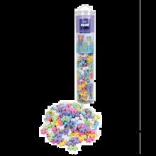 Plus-Plus i rör - Pastell Mix, 240 st.