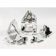 Polydron | Mitt första set | Speglar, 16 delar