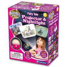 Projektor och nattlampa - Äventyr