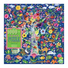Pussel 1000 bitar - Livets träd