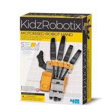 Robothand - trummar med fingrarna