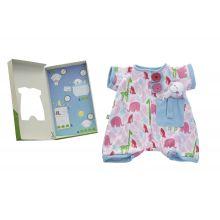 """Rubens Baby tillbehör - Pyjamas """"fickkompis"""", rosa"""