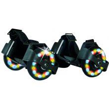Rullhjul till sko m. LED-ljus
