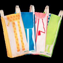 Säckhoppningsset - inkl. 4 säckar
