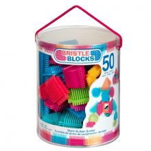 Monteringsklossar - Bristle Blocks, 50 st.