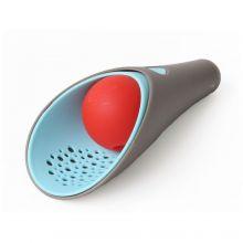 Sandlek Cuppi - Spade, sil och boll, grå