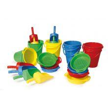 Sandlek - Leksaksset med 24 delar