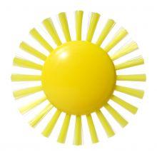 Känselborste Pluï - Sol