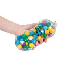Sensorisk boll - fippelboll m. svagt ljud