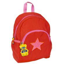 Självlysande ryggsäck - röd