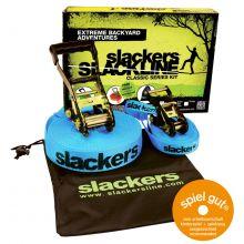 Slackers Slackline inkl. hjälplina