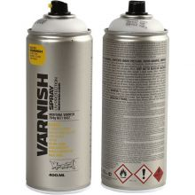 Spraylack - Matt, 400 ml.
