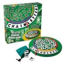 Språkspel - Chain Letters