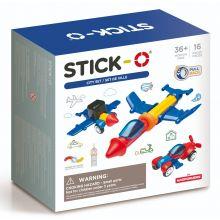 Stick-O - Transport, 16 delar