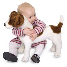 Gosedjur i plysch - Jack Russell Terrier