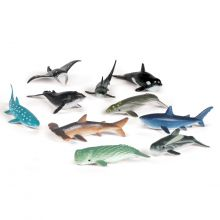 Räkna & Sortera - Havsdjur