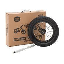 Trybike tillbehör - Extra hjul, Svart