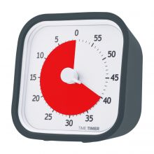 Time Timer MOD Svart - 1 timme