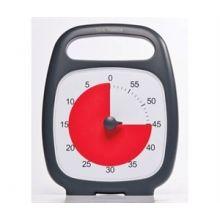 Time Timer PLUS Svart (14x18 cm) - 1 timme