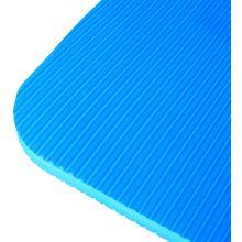 Träningsmatta - blå, 140 cm