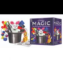 Trolleriset - Magisk hatt med 125 trick