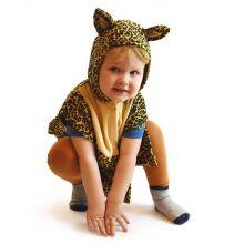 Utklädning - Bebisdräkt, Leopard